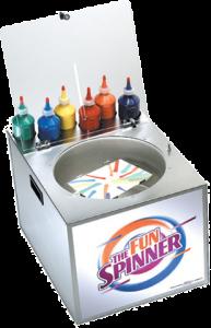 Spin Art Machine Rental