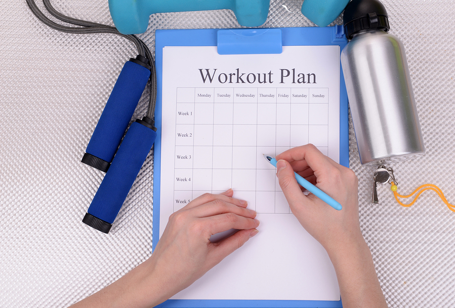 the-importance-of-a-written-workout-plan