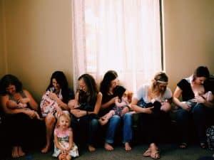 Organic Birthing Breastfeeding Mom Support Group