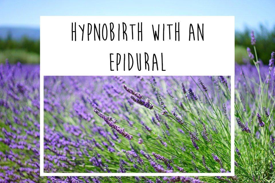 hypnobirth with epidural