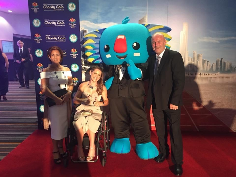 GC Commonwealth Games 2018 Charity Gala & Medal Reveal