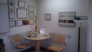 Consultation and Exam Room