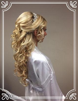 bride front