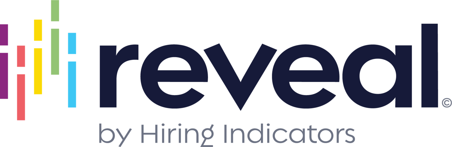 Reveal by Hiring Indicators Logo