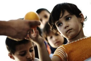 thermal poor children
