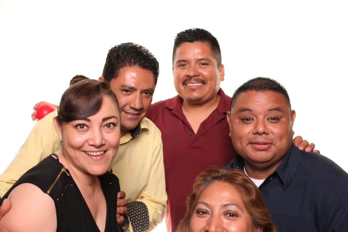 Business Latino Family Coachella