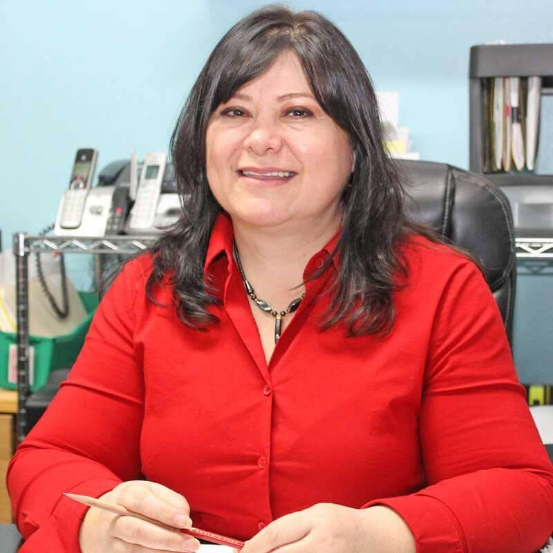 Maria G. Cruz
