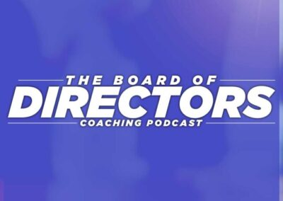 the board of directors coaching podcast