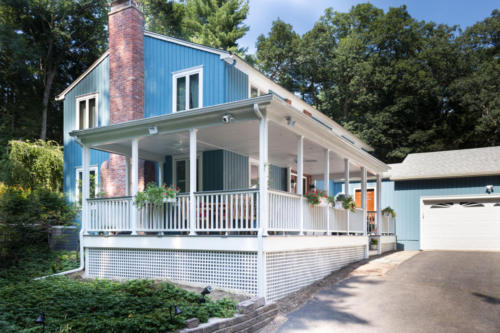 Exterior - Design, Build, and Remodel - Taylor Bryan Company