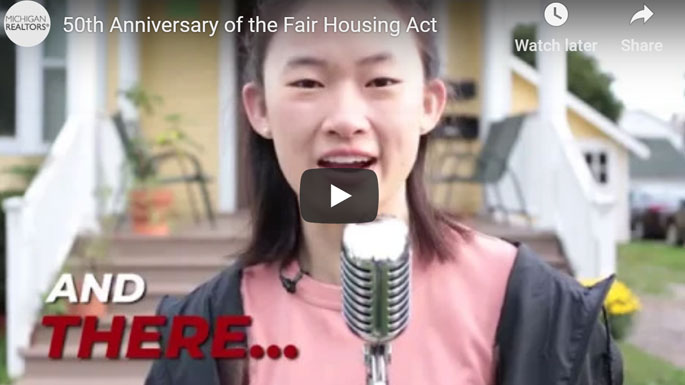 April is National Fair Housing Month