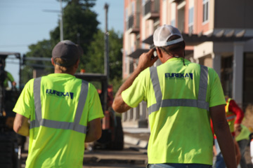 Safety is a main priority with us!