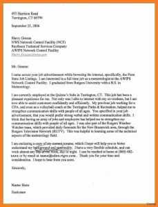 Motivation Letter for Scholarship Sample