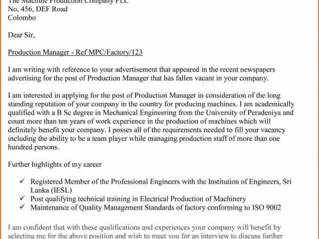 Motivation Letter for Scholarship Sample Doc