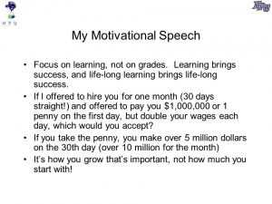 Motivational Speeches For Success in Life
