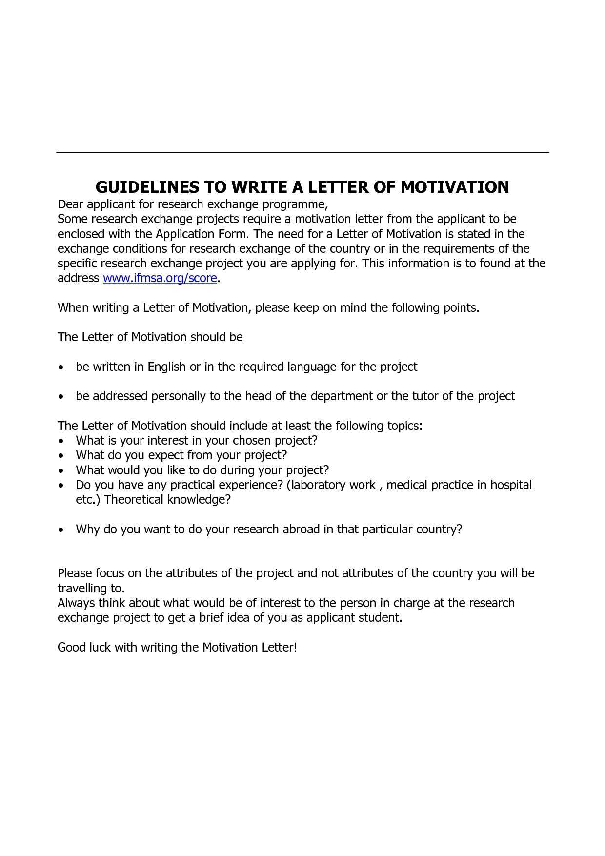 motivation-letter-for-university-exchange-program-new-student-motivation-letter-bond-cleaning-melbourne-of-motivation-letter-for-university-exchange-program