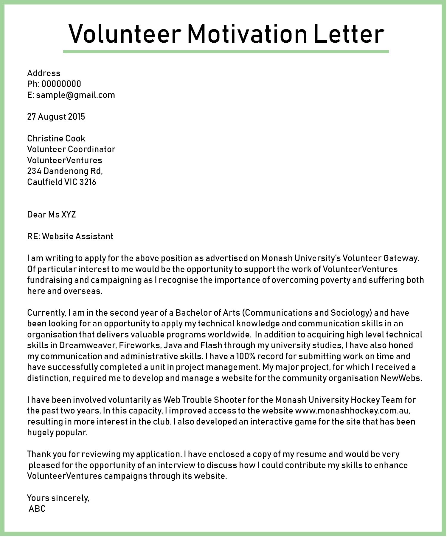 Volunteer-Motivation-Letter-2