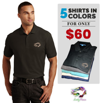 Men's Polo 5 Combo Sale