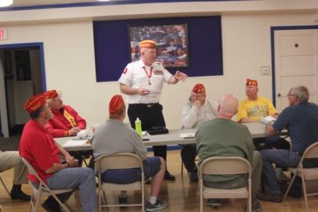 2015 Membership Meeting Legion Hall 19