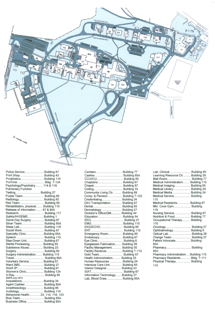 Boise VA Hospital maps-3
