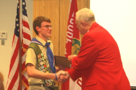 Will King scout 2012-13 - A