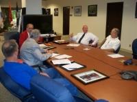 Sep2009 First Board meeting.JPG
