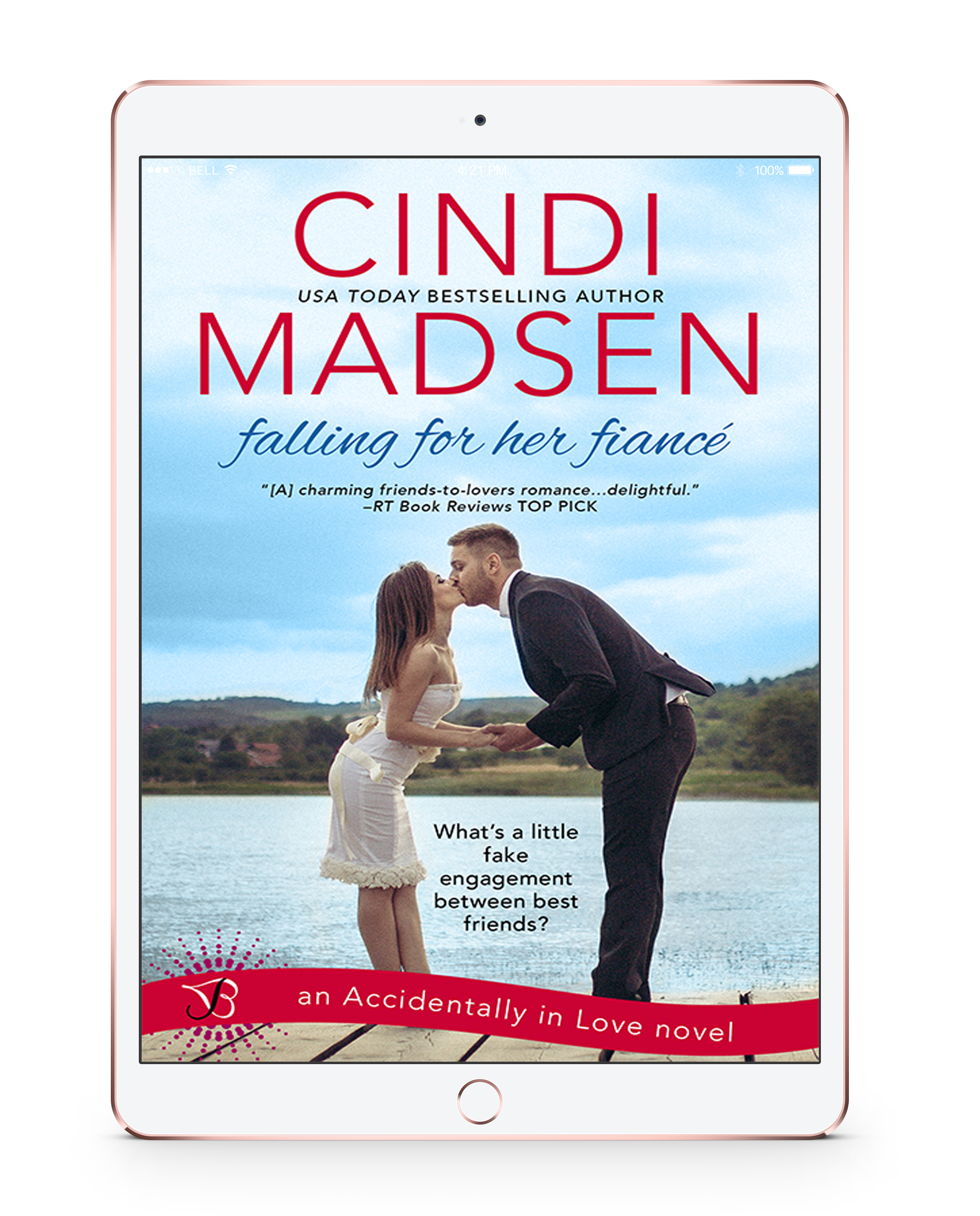 Falling for Her Fiance iPad