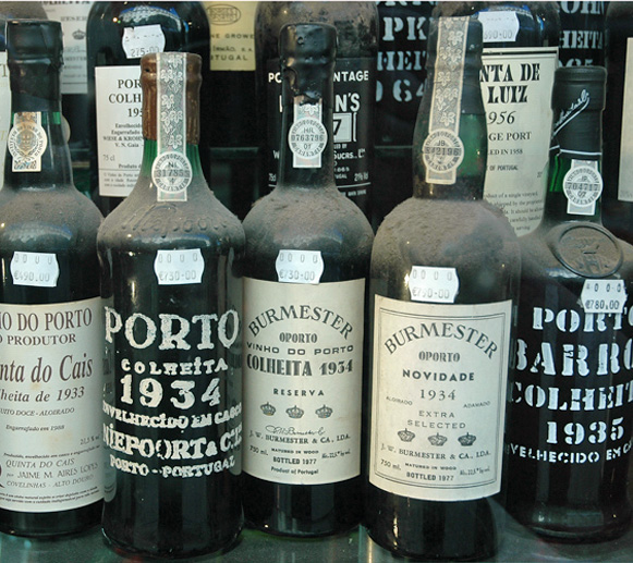 How About a Port for After Dinner?