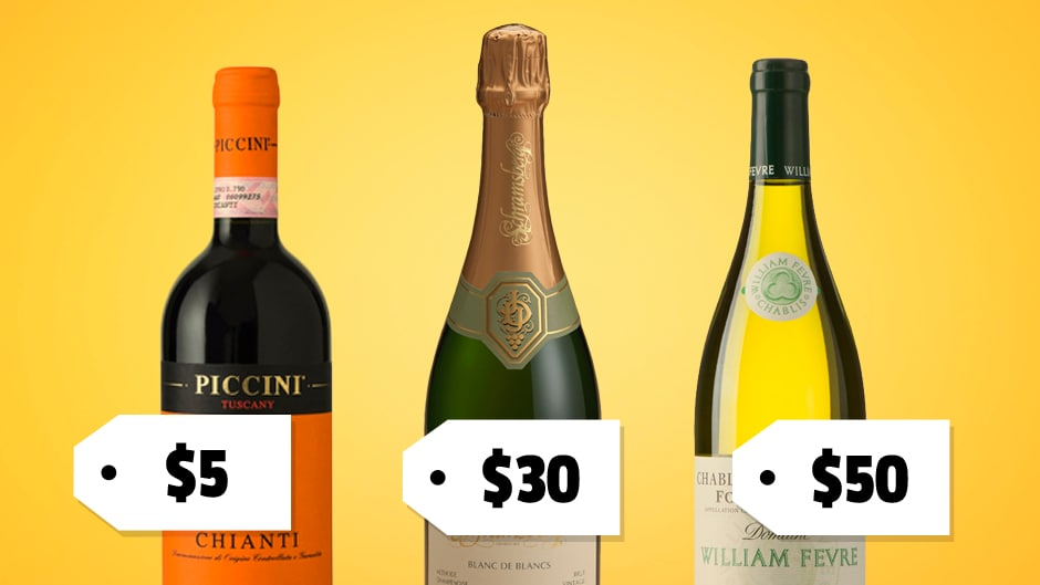 What is the Difference between a $10 and $100 Bottle of Wine?