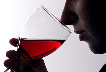 What Do You Do When You Taste the Wine?