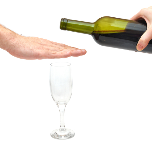 What do You Do if Your Business Dining Partner Doesn't Drink?