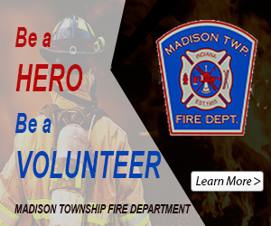 Madison Township Ads