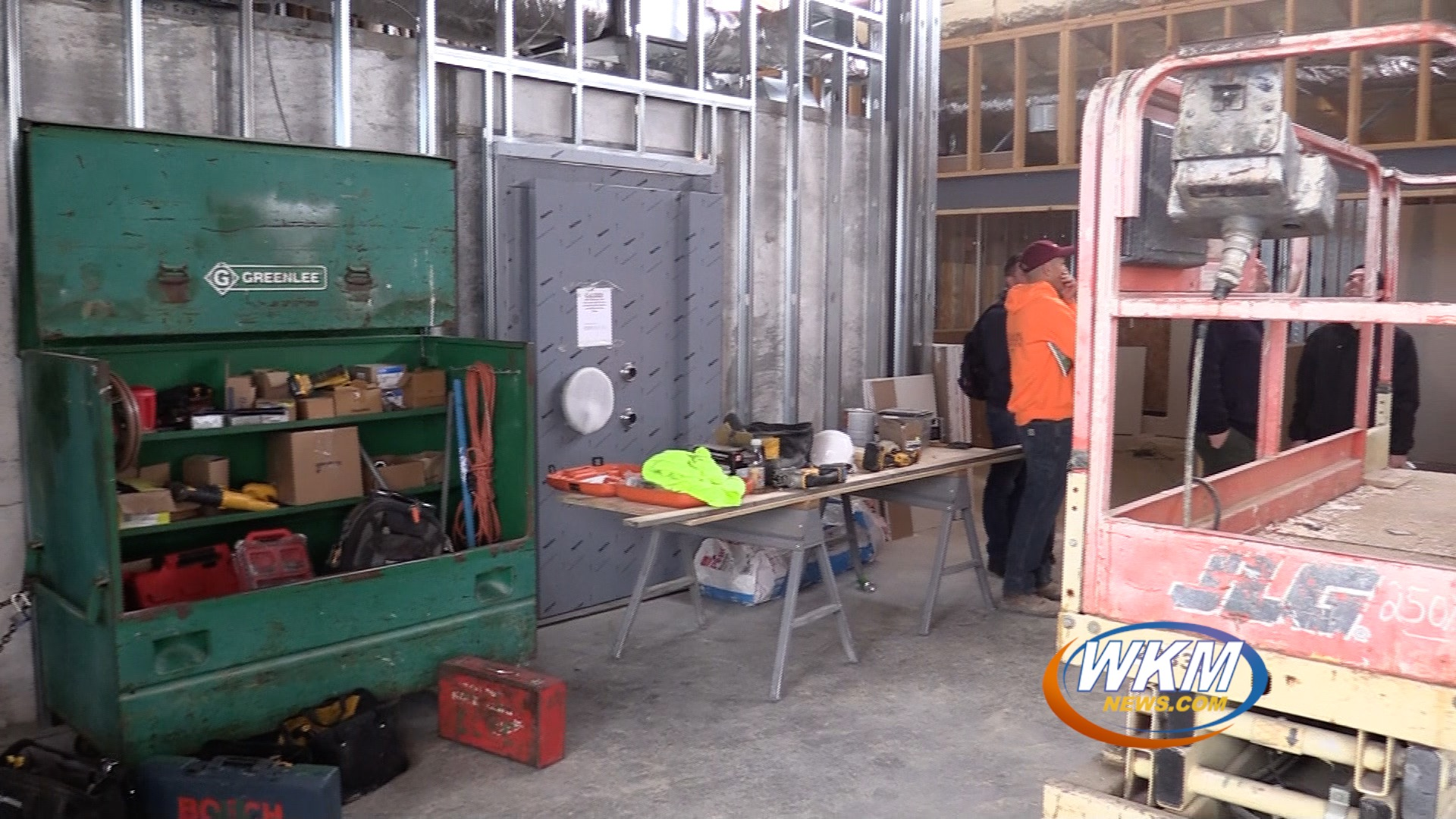 First Commercial Solar Powered Building In Madison In Progress