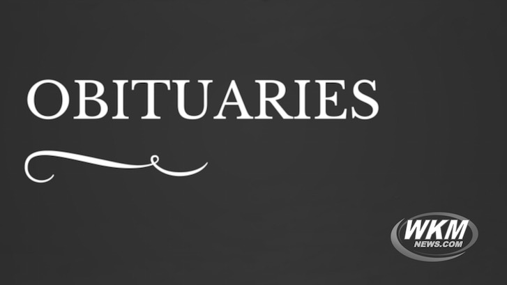 Obituaries for the week of May 12, 2020 – May 17, 2020