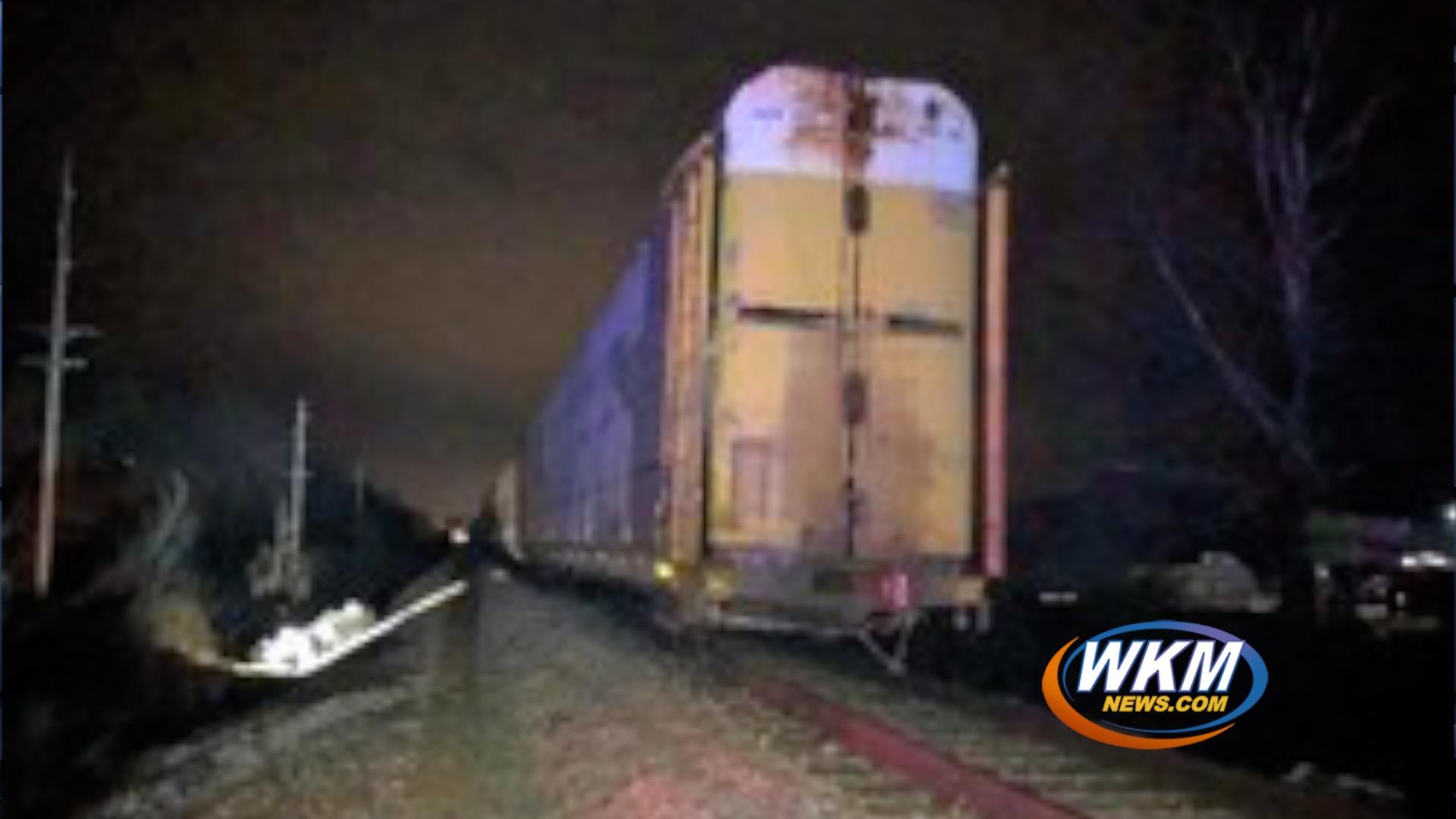 Car Versus Train Crash in Scott County Kills One; Sends Two to Hospital