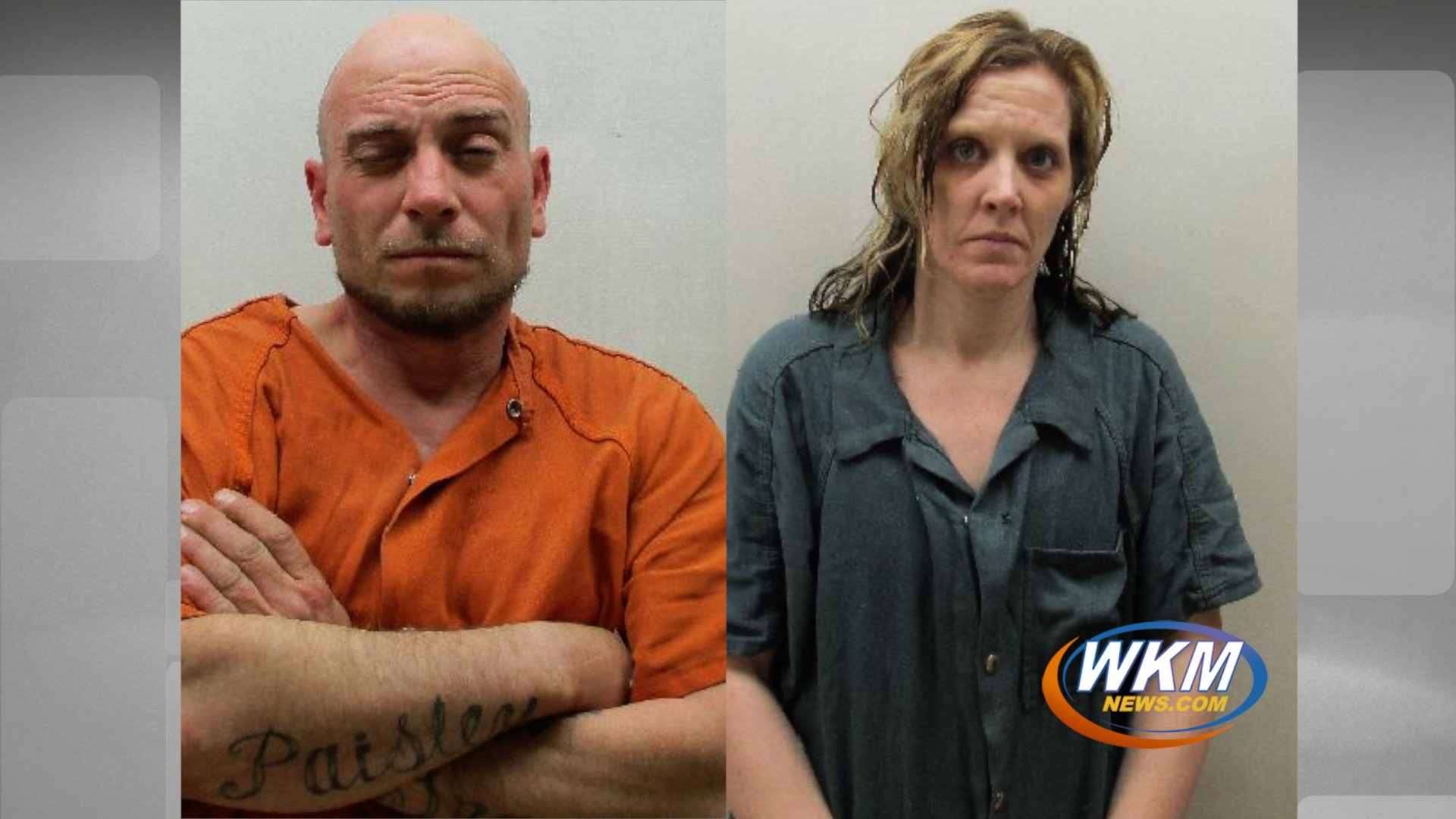 Two Hanover Residents Arrested for Burglary and Aggravated Battery