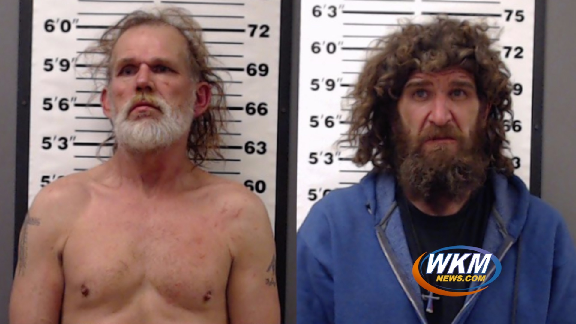 Two Milton Residents Arrested on Burglary Charges