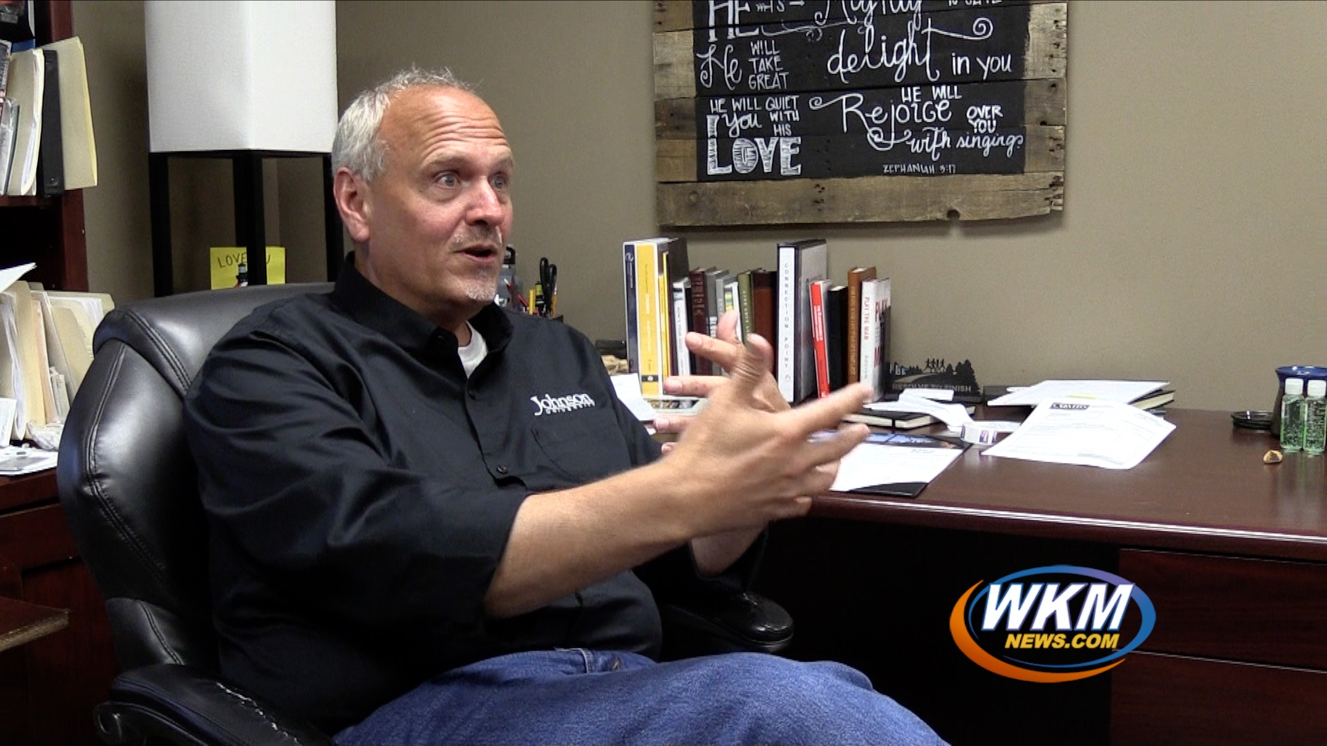 Pastor Discusses COVID-19 Impact on Church