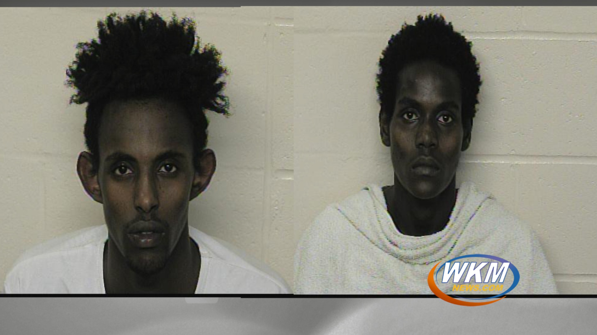 Two Arrested on Theft and Drug Charges in Scott County