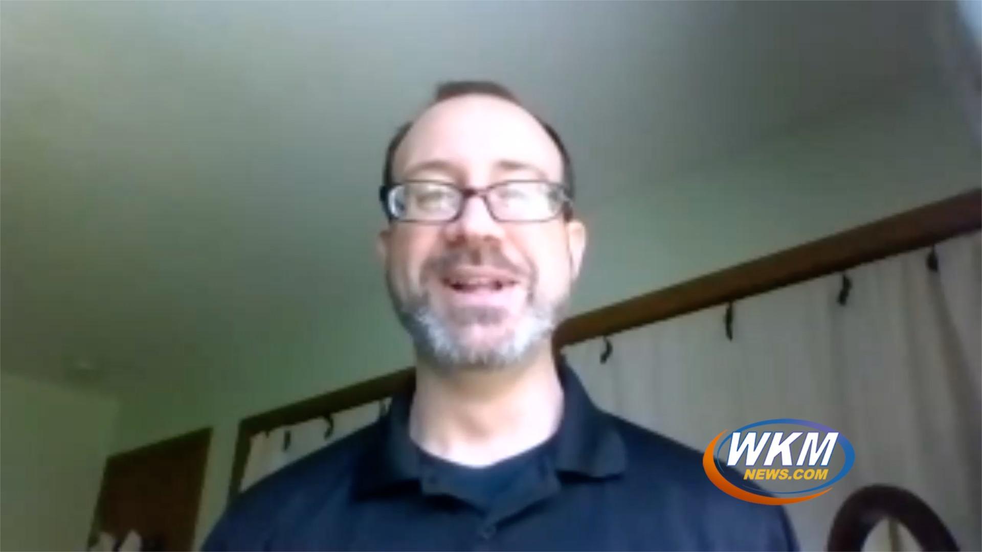 Educator Discusses Virtual Teaching During COVID-19 Outbreak