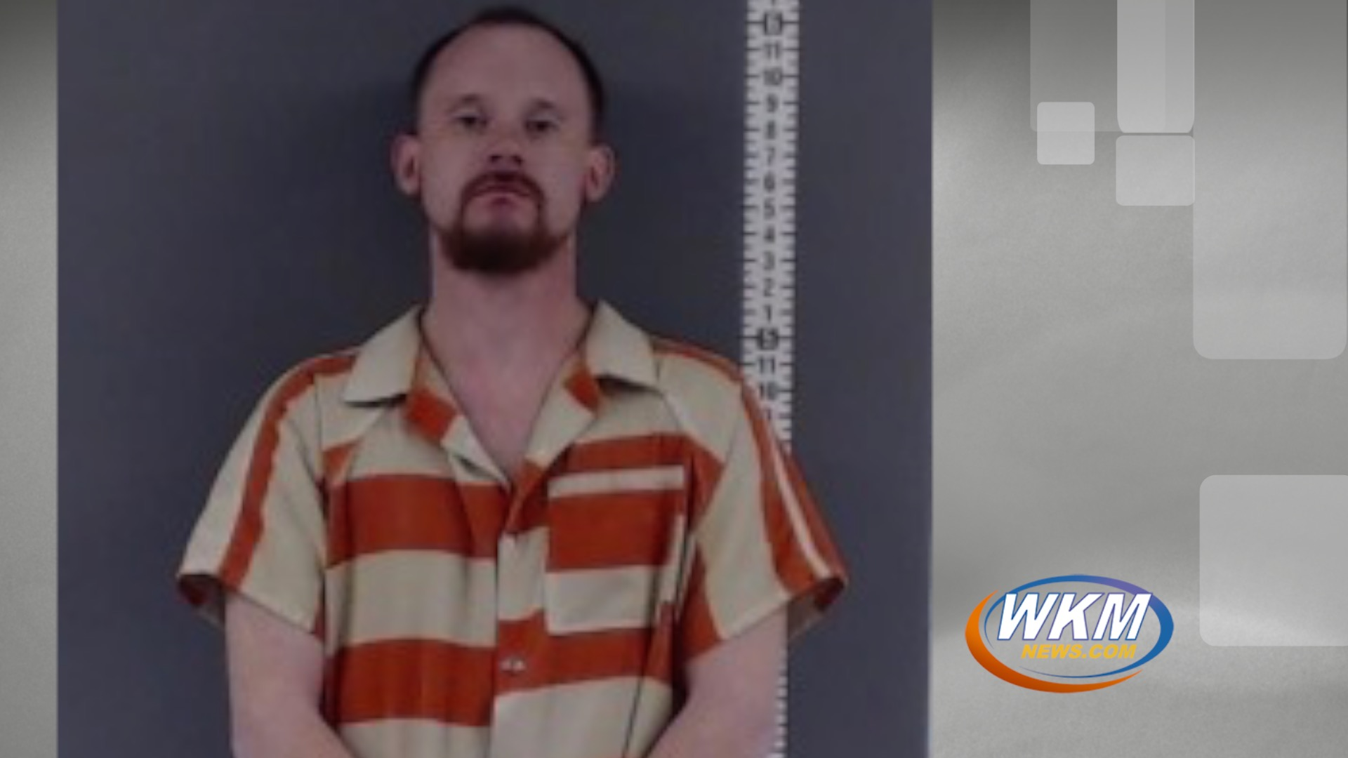 Man Arrested on Domestic Battery and Confinement Charges