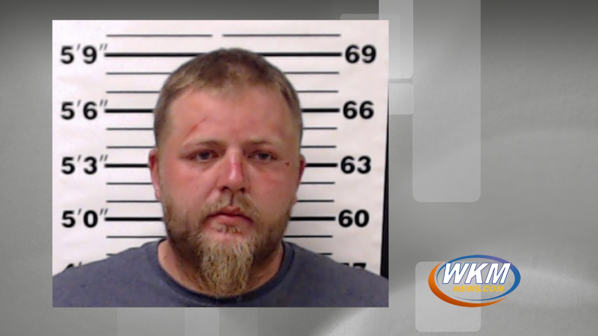 Madison Man Arrested on Public Nudity Charge