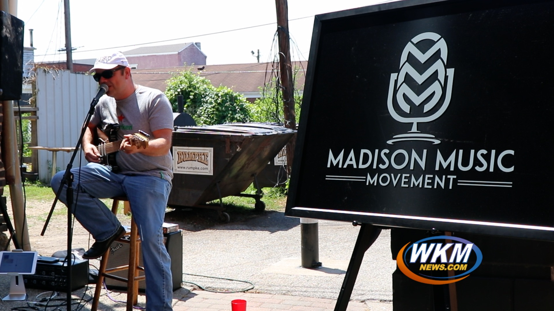 New Movement Looks to Make Madison Indiana's Music City
