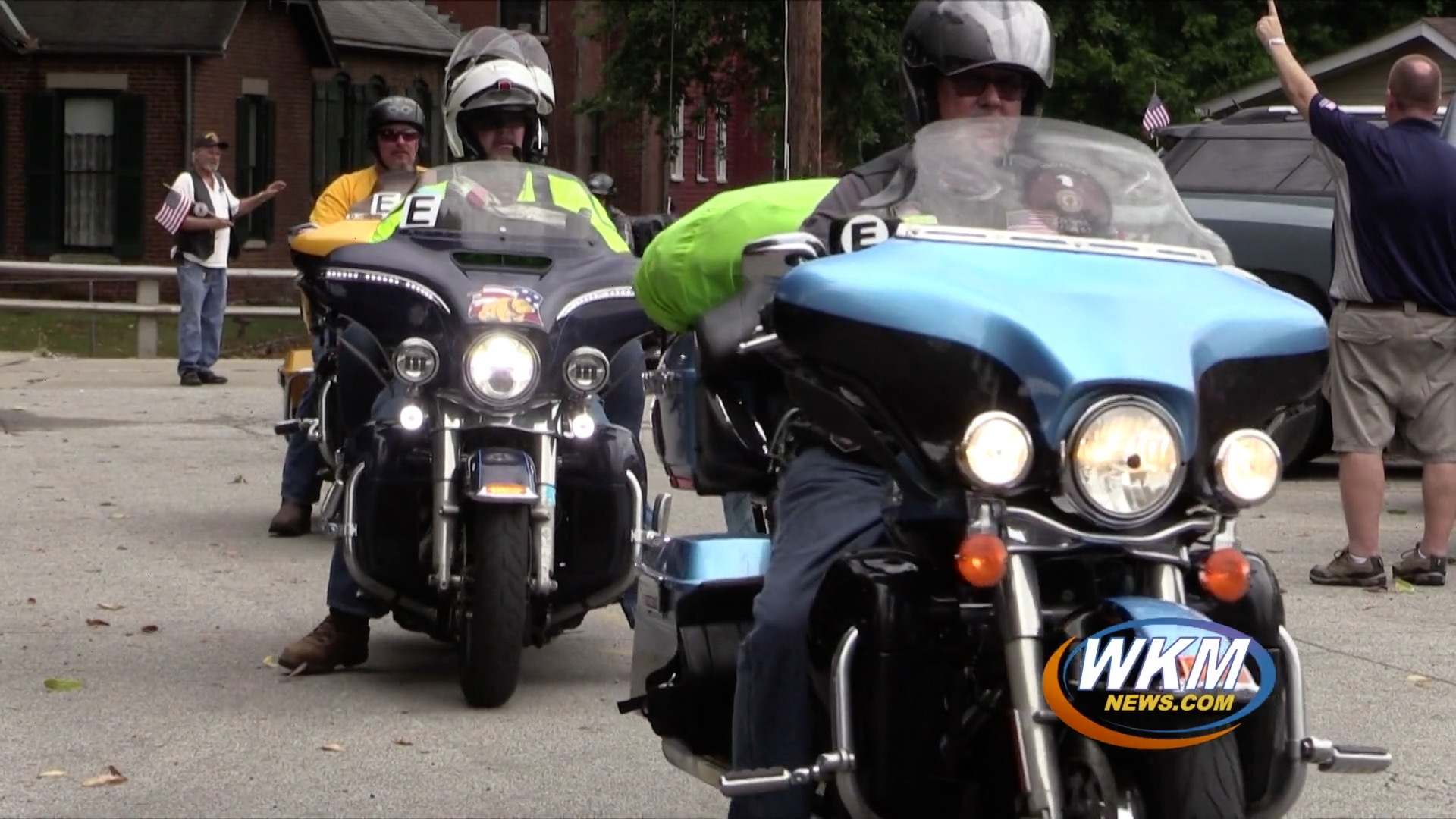 American Legion Legacy Riders Ready to Hit the Road for a Great Cause