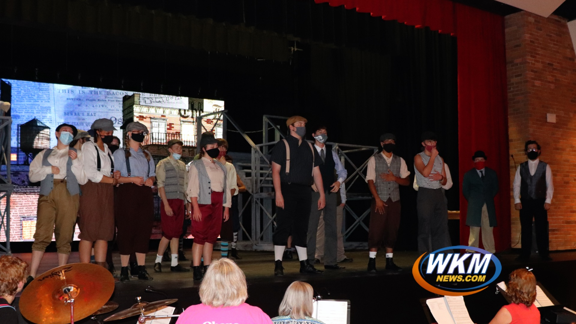 Madison Theater Set to Perform 'Newsies' This Weekend