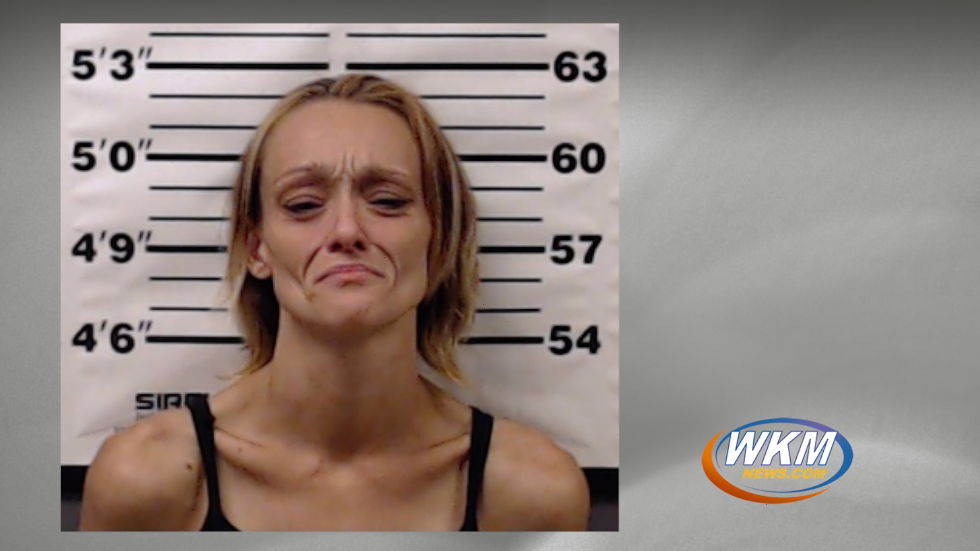 Hanover Woman Arrested for Burglary While Armed