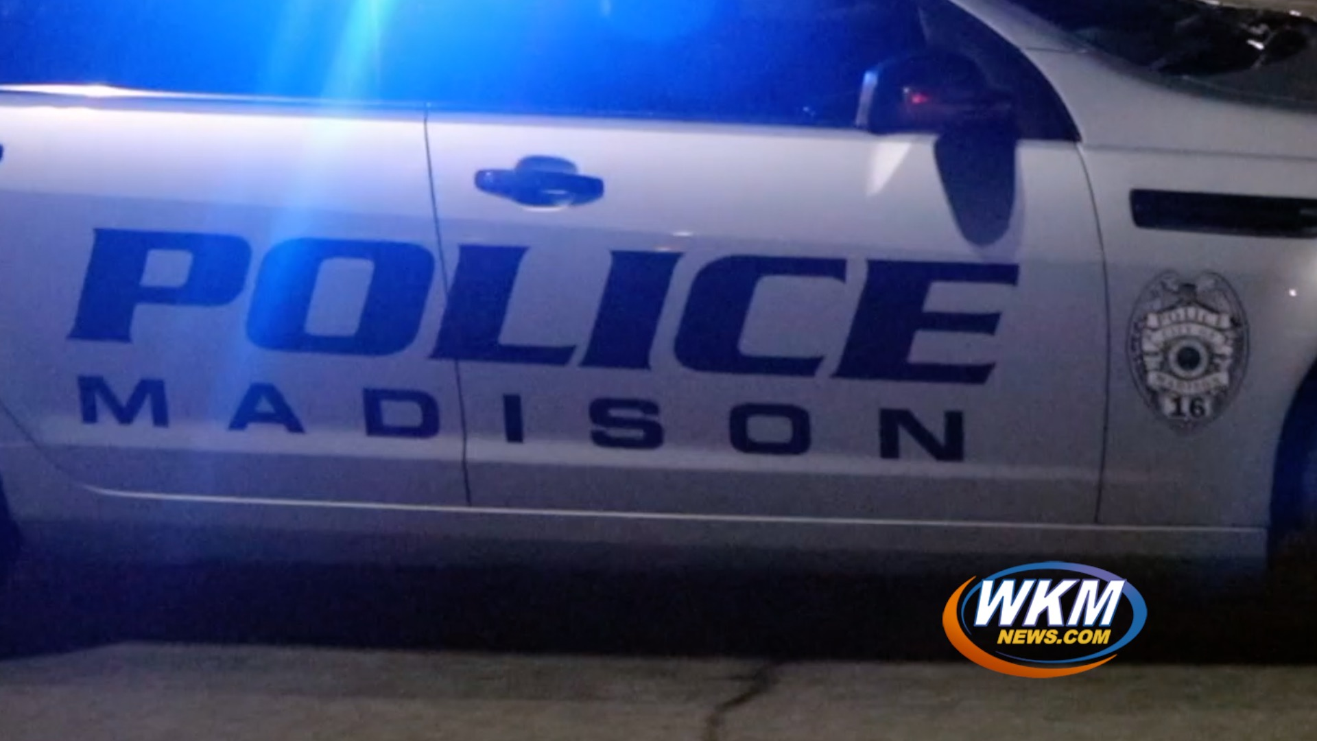 Madison Police Arrest Kentucky Man on Domestic Battery Charges
