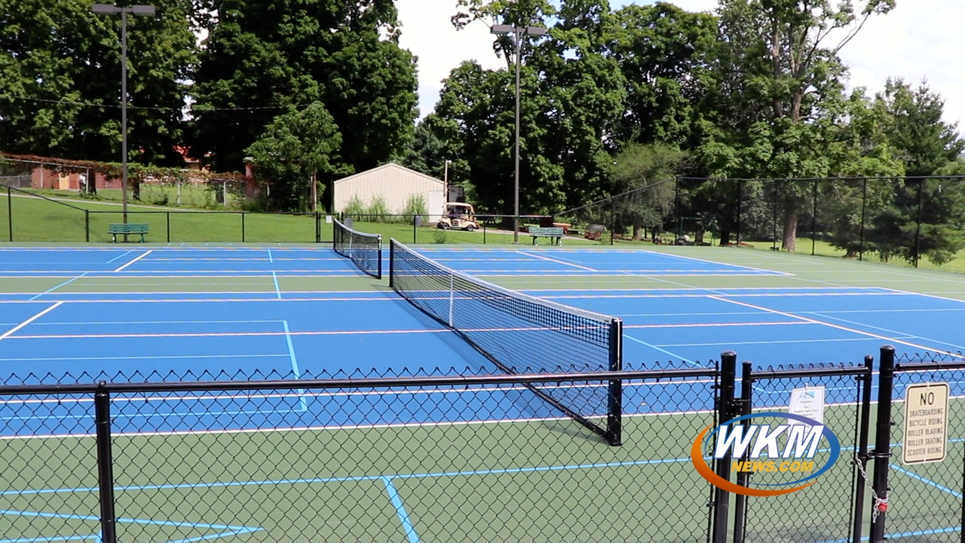 Madison Sport Court Opens to Public