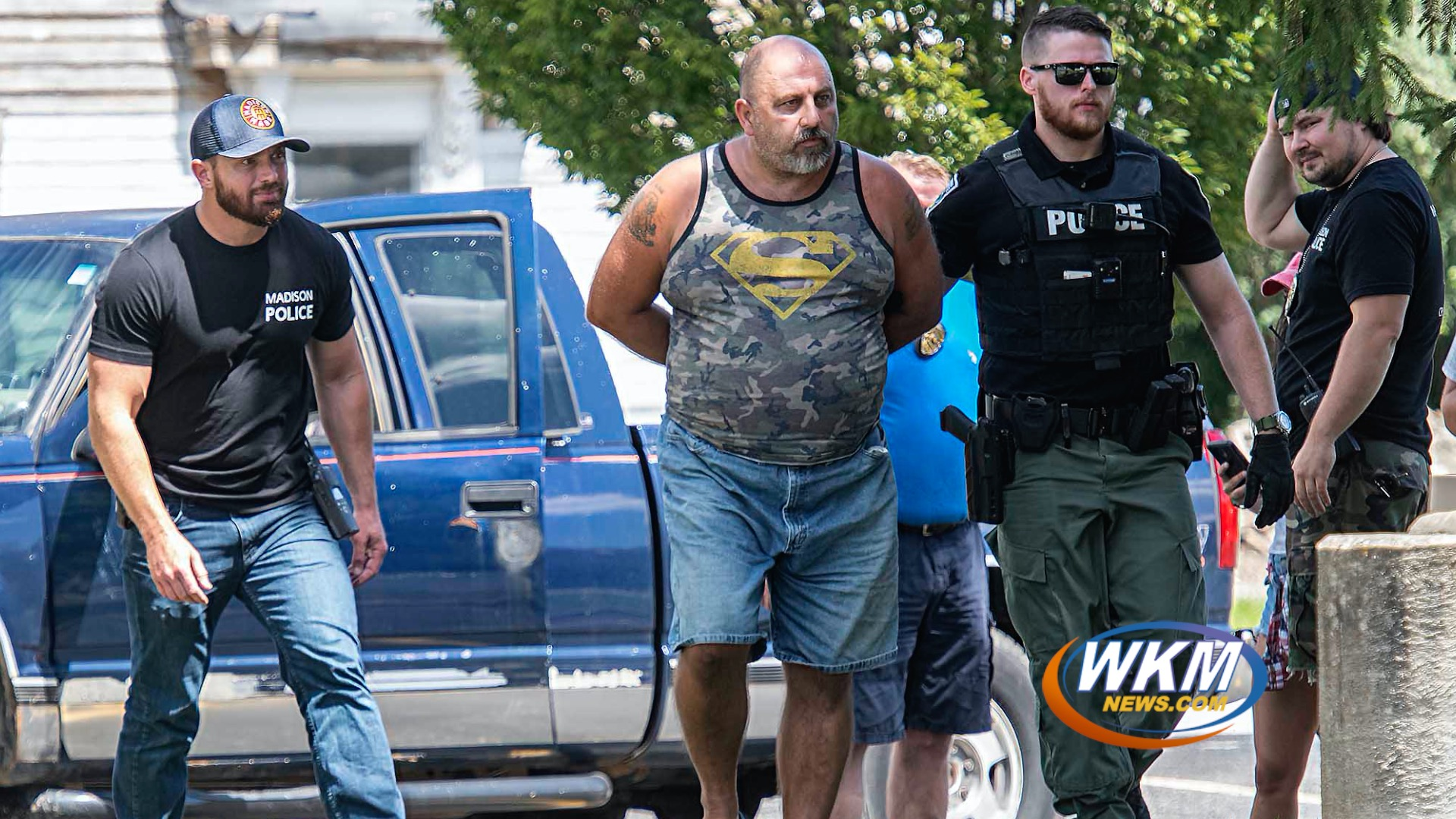Madison Police Arrest 13 on Child Solicitation Charges