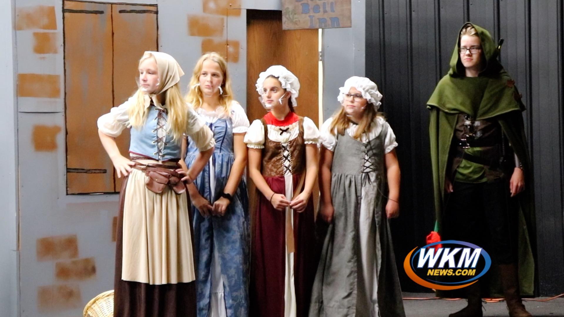 Christian Academy of Madison Set to Perform Robin Hood