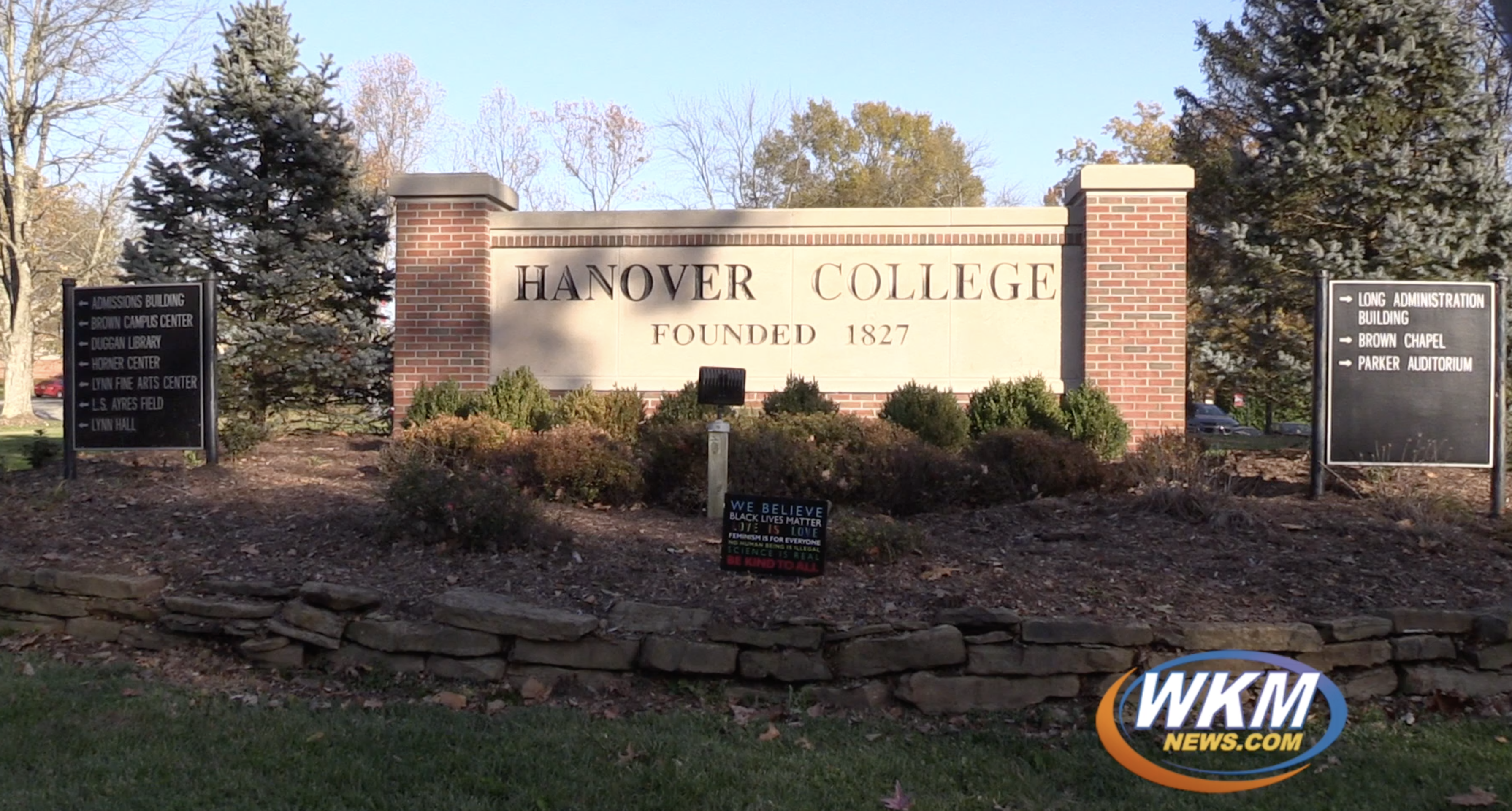 Hanover College's President Attends City Council Meeting